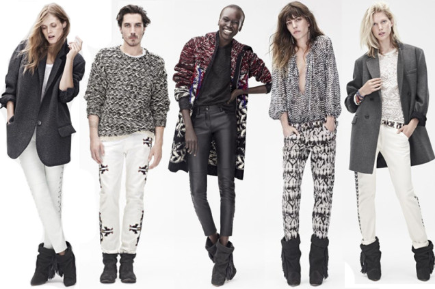 Модные коллаборации 2013 года - фото №25
