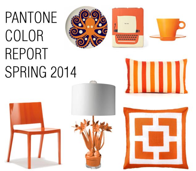 Модные цвета 2014 года в интерьере - фото №8