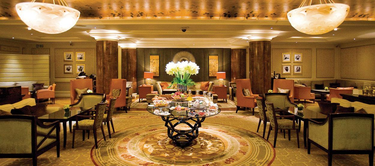 Лучшие отели мира: Jumeirah Carlton Tower 5* - фото №20