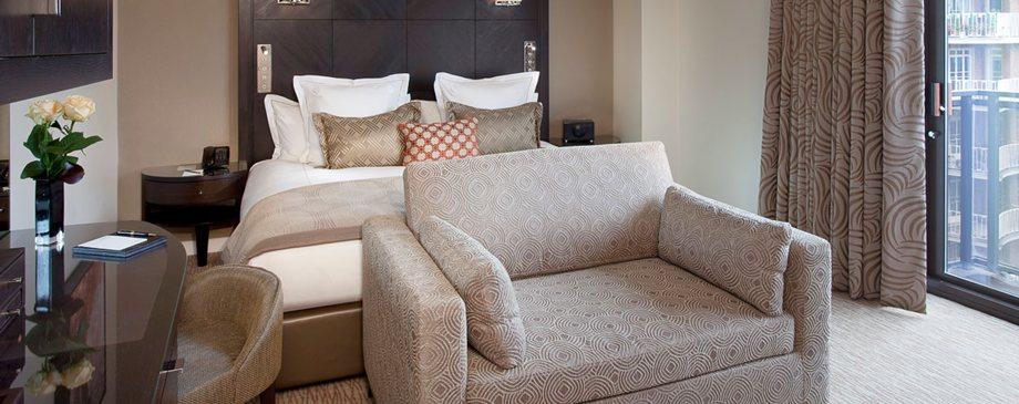 Лучшие отели мира: Jumeirah Carlton Tower 5* - фото №4