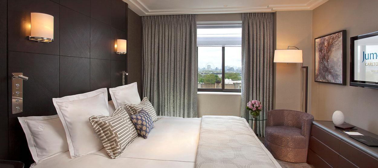 Лучшие отели мира: Jumeirah Carlton Tower 5* - фото №9