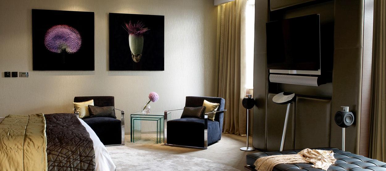 Лучшие отели мира: Jumeirah Carlton Tower 5* - фото №16