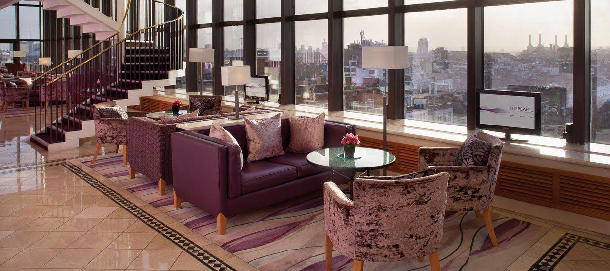 Лучшие отели мира: Jumeirah Carlton Tower 5* - фото №22