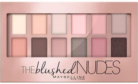 the blushed nudes новинка косметики лето 2016