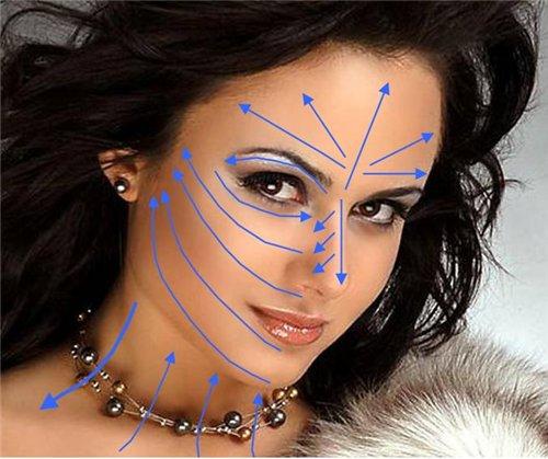 Как правильно наносить макияж - фото №1