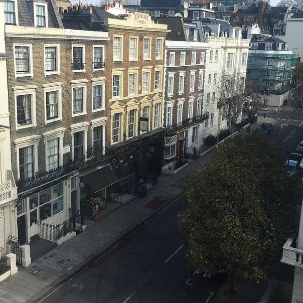 Как Катя Осадчая отдыхает в Лондоне: несветская поездка ведущей - фото №1