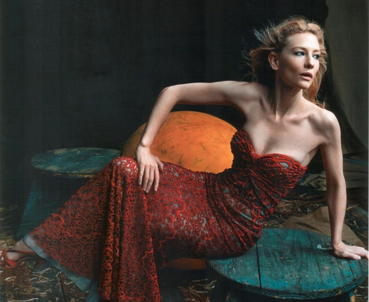 Кейт Бланшетт (Cate Blanchett) - фото №2