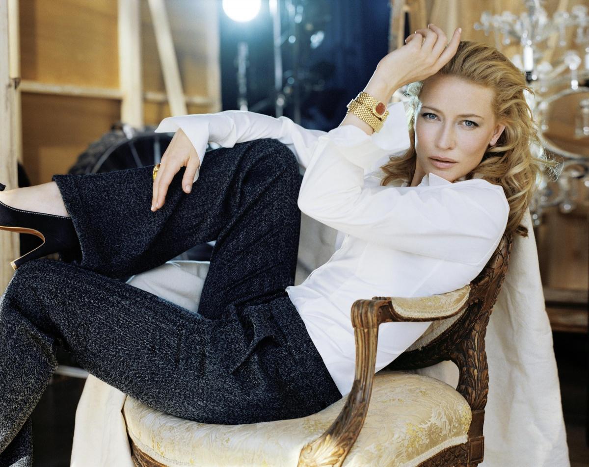 Кейт Бланшетт (Cate Blanchett) - фото №6