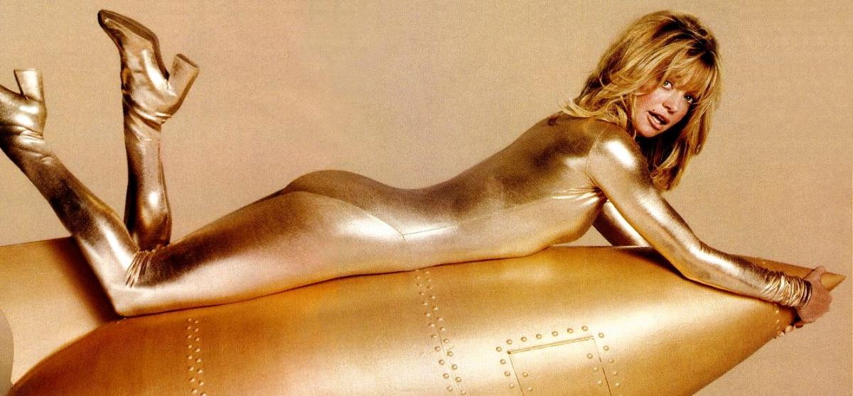 Голди Хоун (Goldie Hawn) - фото №1