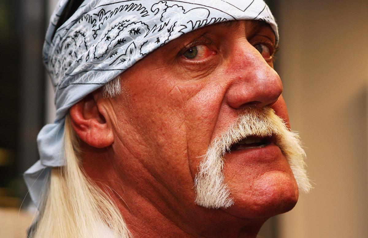 Халк Хоган (Hulk Hogan) - фото №2