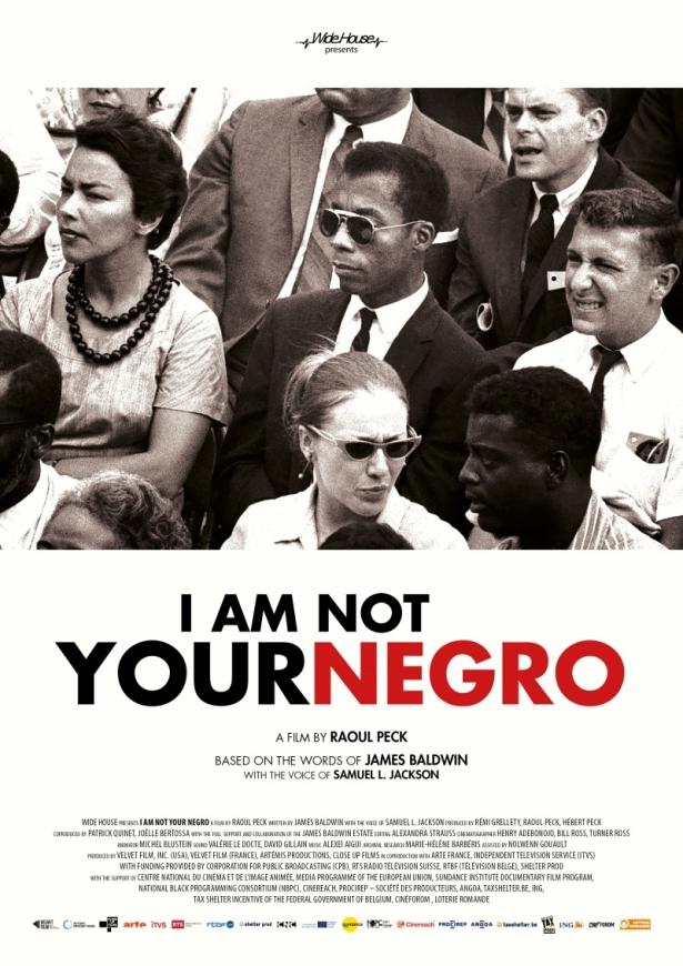"""""""Я вам не негр"""" (I Am Not Your Negro)"""