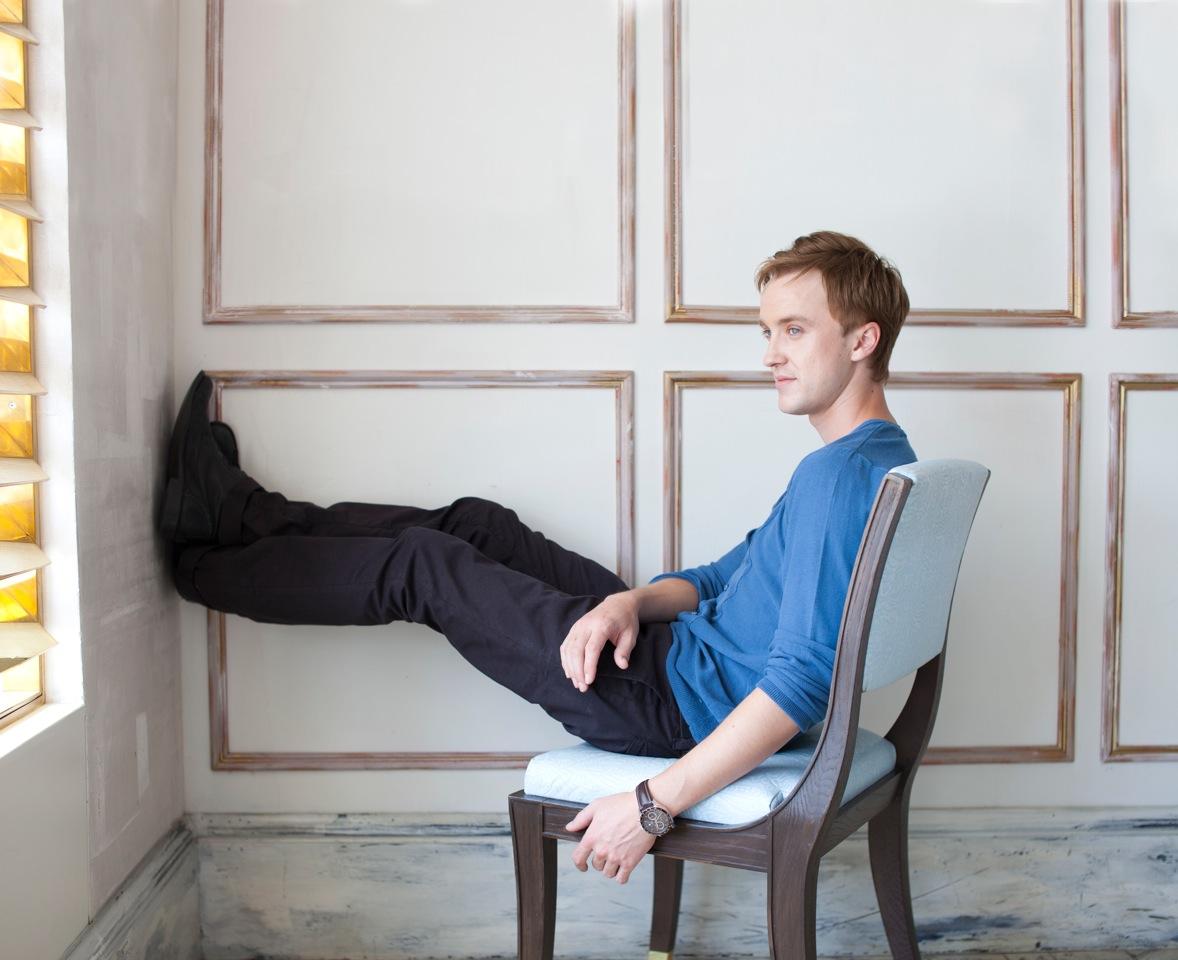 Том Фелтон - фото №1
