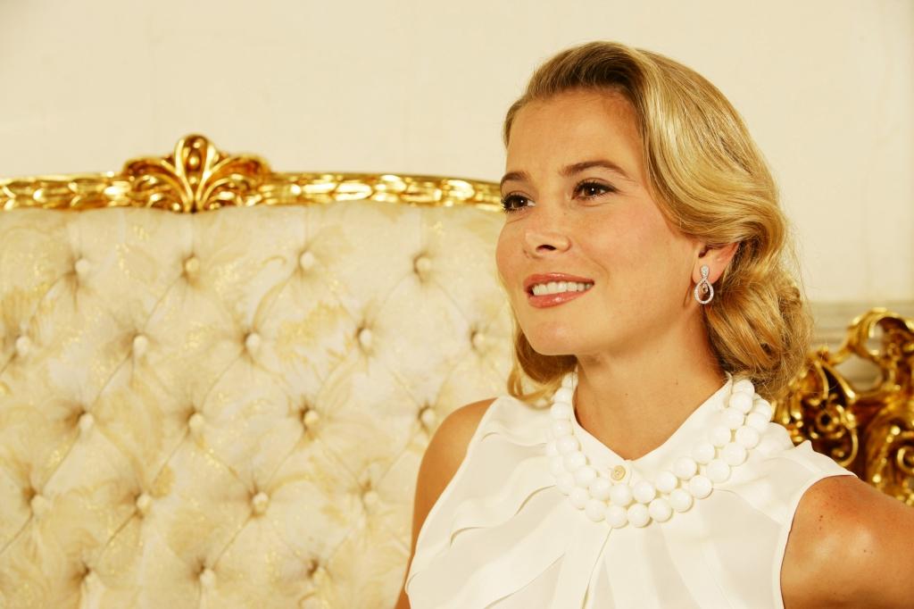 Юлия Высоцкая - фото №1