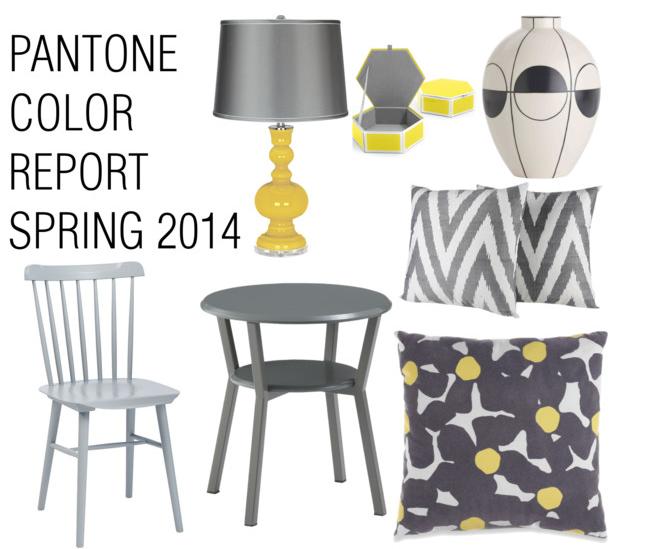 Модные цвета 2014 года в интерьере - фото №14