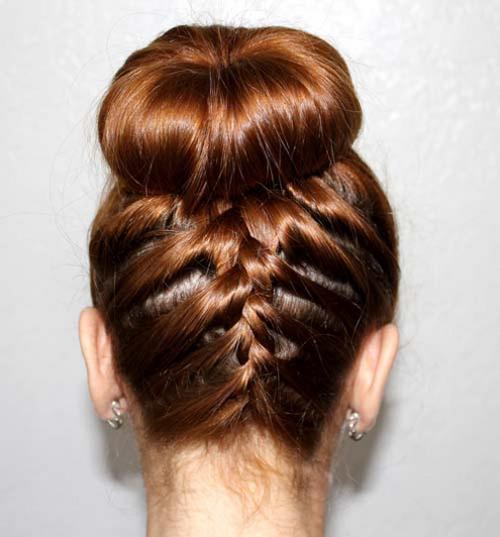 Какую прическу сделать на последний звонок: лучшие прически на длинные и средние волосы (ФОТО) - фото №49