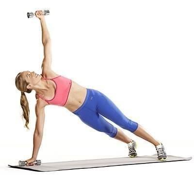 Какие упражнения сгонят внутренний жир - фото №3