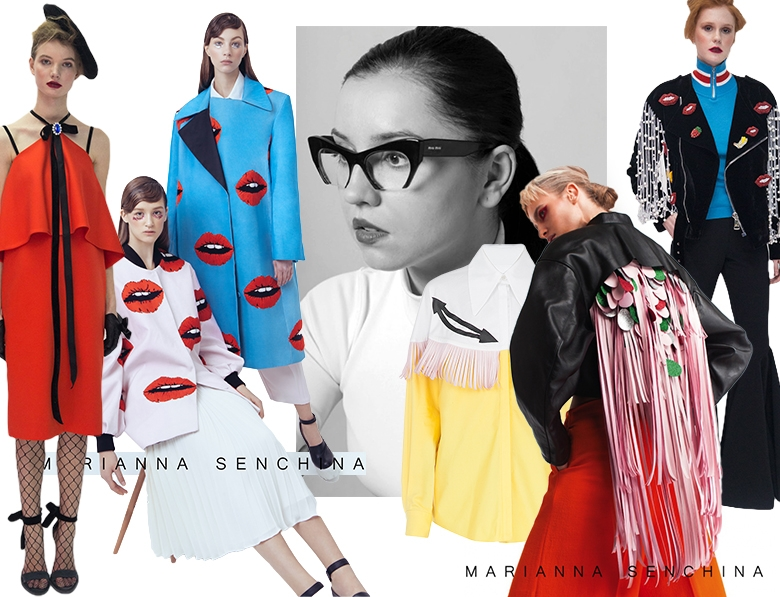 Mersedes-Benz Kiev Fashion Days Marianna Senchina