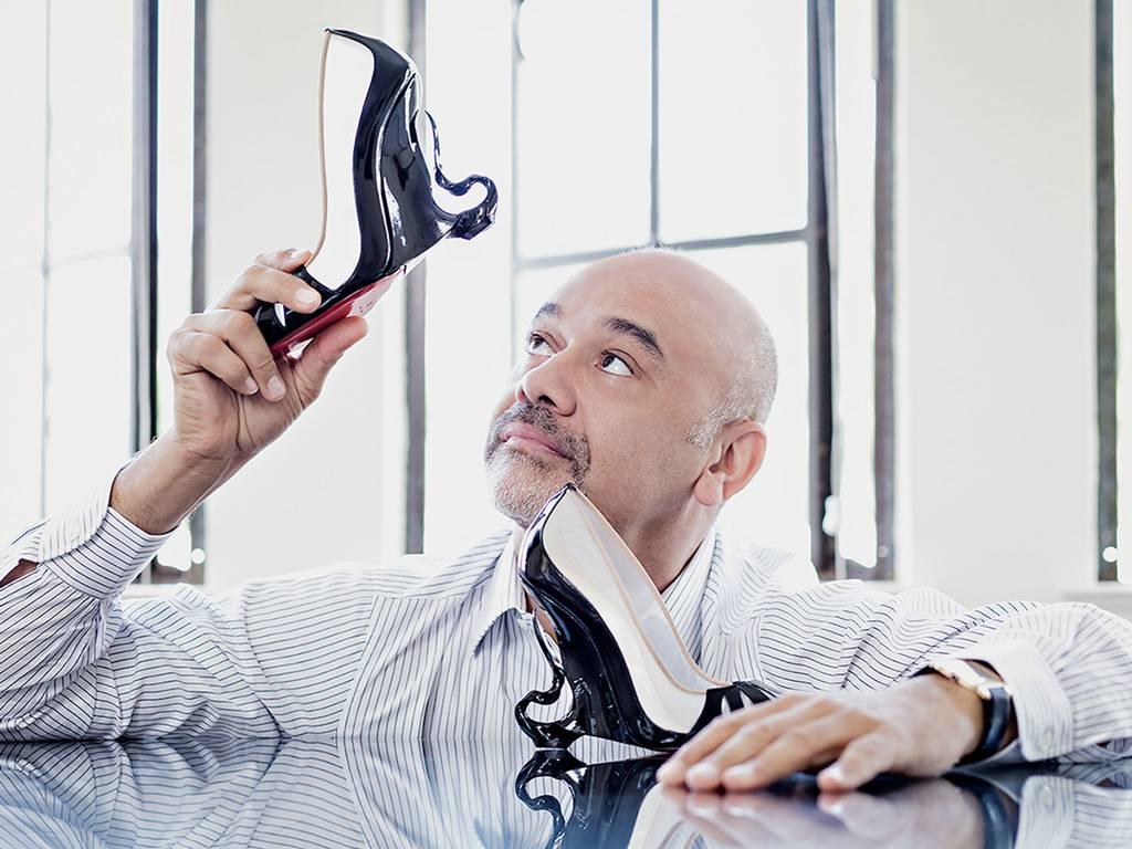 Туфли Christian Louboutin, вдохновленные «Малефисентой» - фото №3