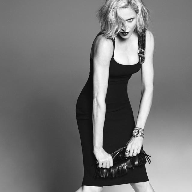 Почему 56-летняя Мадонна стала лицом Versace - фото №5