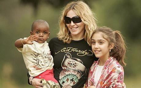 Мадонна - фото №1