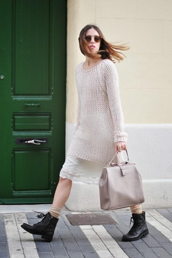 Шопинг: 21 вязаное платье в магазинах - фото №3