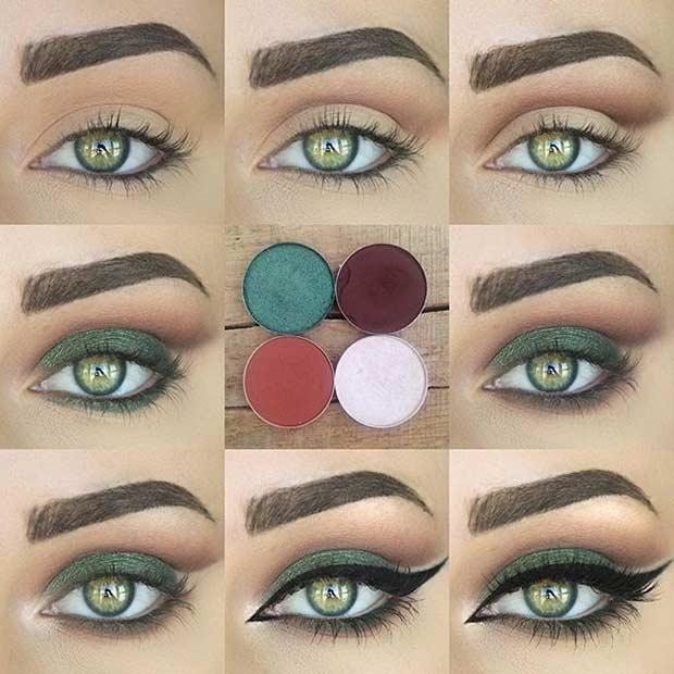 Тонкости макияжа: какие оттенки подойдут для серых глаз (+ВИДЕО) - фото №9