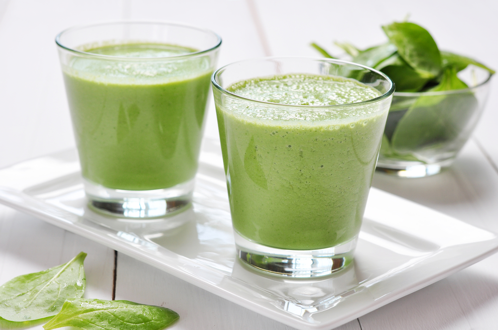Зеленые смузи для очищения организма - фото №6