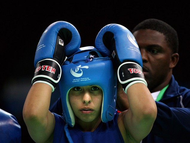 Мастер-класс: выглядеть, как олимпийская чемпионка - фото №1