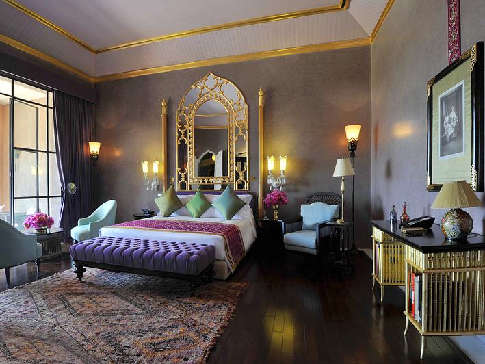 Лучшие отели мира: Taj Palace Marrakesh, Марокко - фото №3