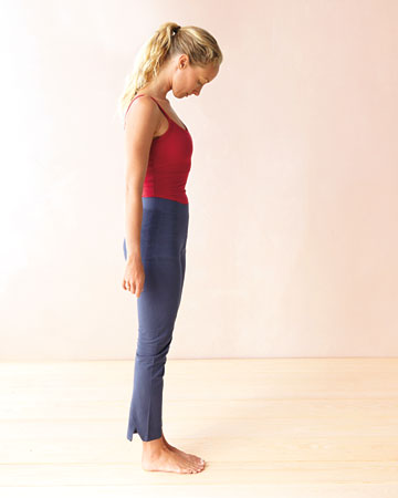 Упражнения йоги для очистки организма - фото №1