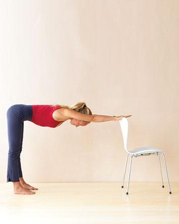 Упражнения йоги для очистки организма - фото №4