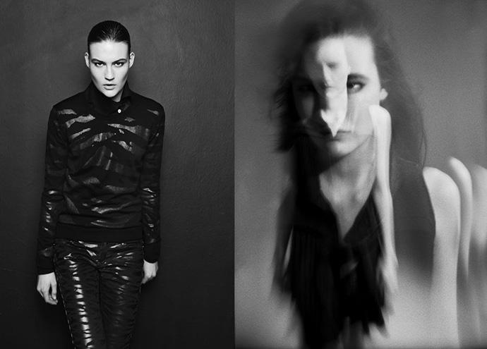 Лучшие рекламные кампании модных брендов осени 2013 - фото №2