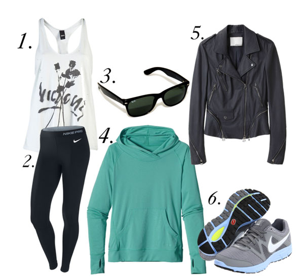 Как одеться в спортзал: примеры звезд - фото №1