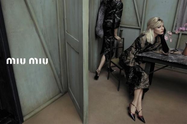 Рекламные кампании модных брендов весна-лето 2013 - фото №3