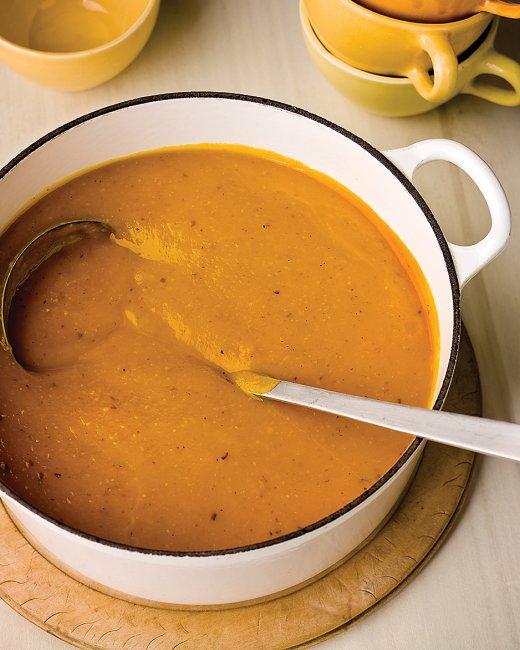 Согревающие супы: 5 лучших рецептов - фото №1