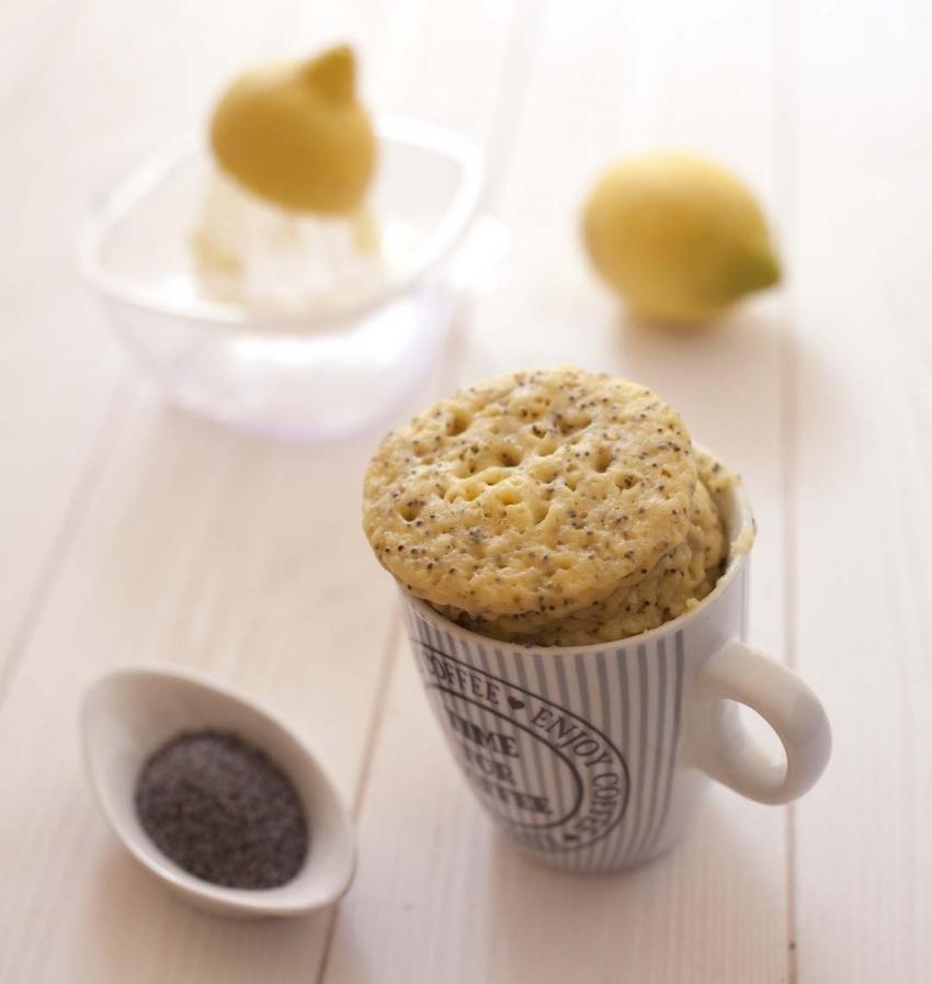 Как за 5 минут приготовить кекс в микроволновке: интересные вариации - фото №12