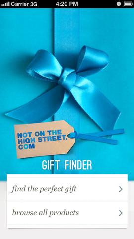 Топ 6 мобильных приложений для выбора подарка - фото №22