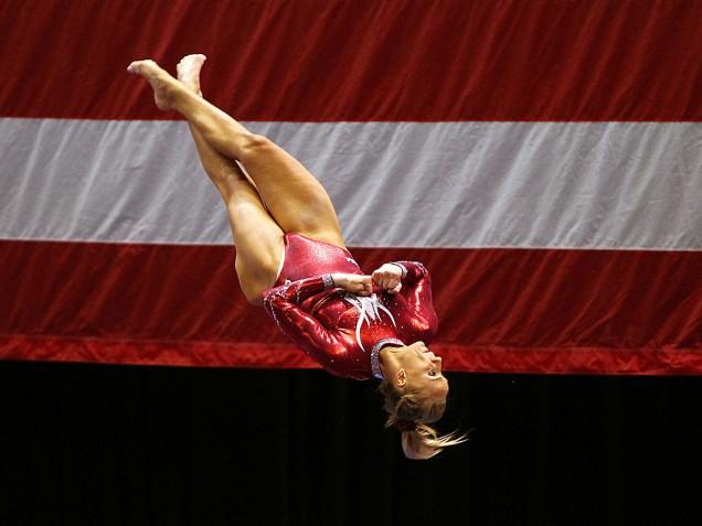Мастер-класс: выглядеть, как олимпийская чемпионка - фото №26