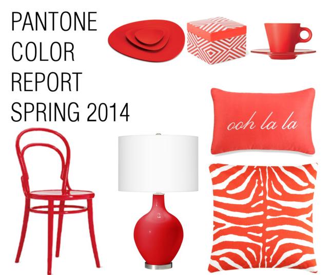 Модные цвета 2014 года в интерьере - фото №10