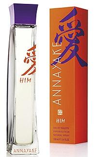 Японский бренд Annayake выпустит парные ароматы Love - фото №2