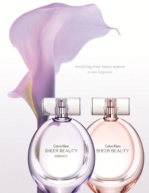 Calvin Klein представил новый аромат Sheer Beauty Essence - фото №2