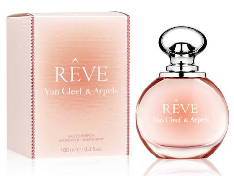 Бренд Van Cleef & Arpels представит новый аромат Reve - фото №1