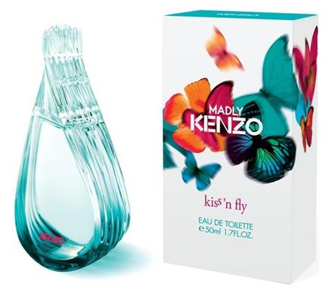 Kenzo выпустил новый аромат Madly Kenzo! Kiss 'n Fly - фото №1