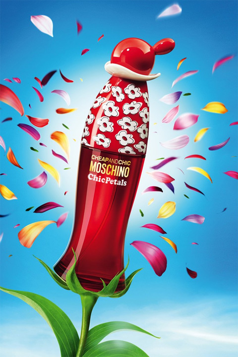 Moschino выпустил новый аромат Cheap & Chic Chic Petals - фото №2