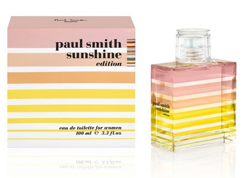 Paul Smith выпустит парные ароматы Sunshine Editions 2013 - фото №1