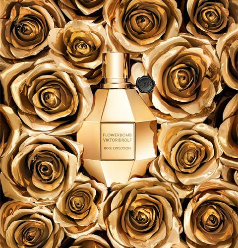 Viktor & Rolf выпустил новинку Flowerbomb Rose Explosion - фото №1