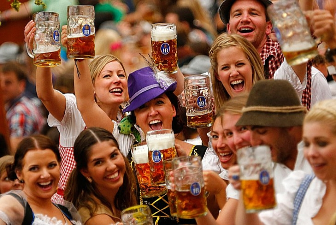 Куда пойти 26-27 сентября фестиваль пива