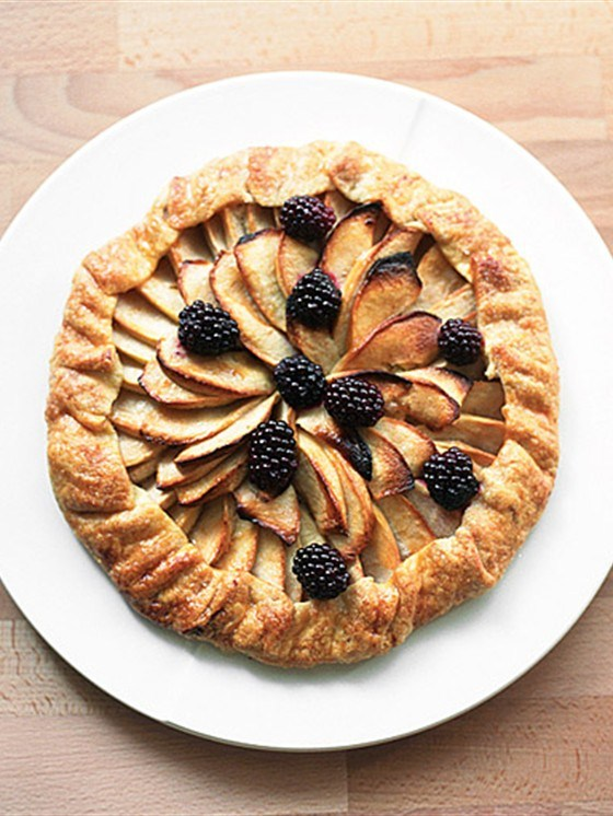 Топ 5 десертов из ежевики - фото №1