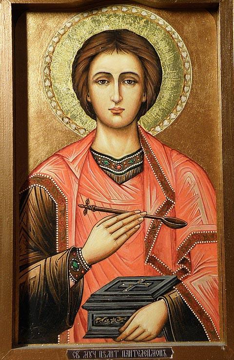 9 августа – День святого Пантелеимона-целителя - фото №1