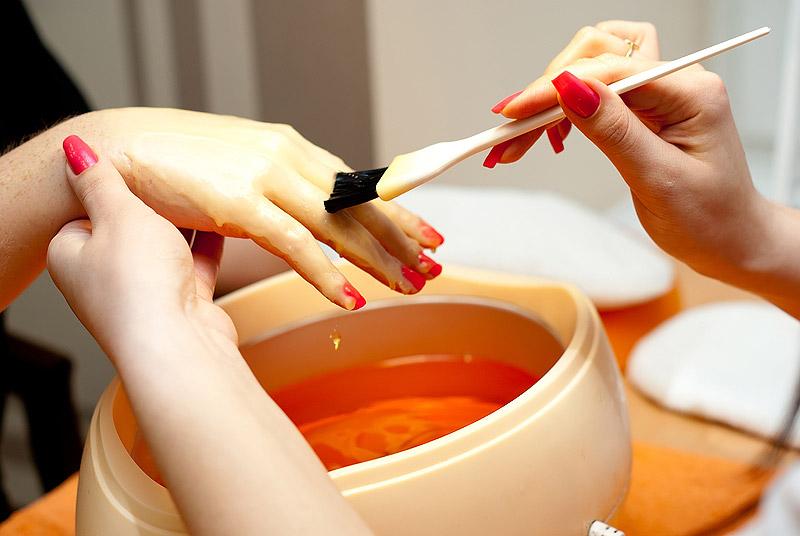 парафинотерапия рук